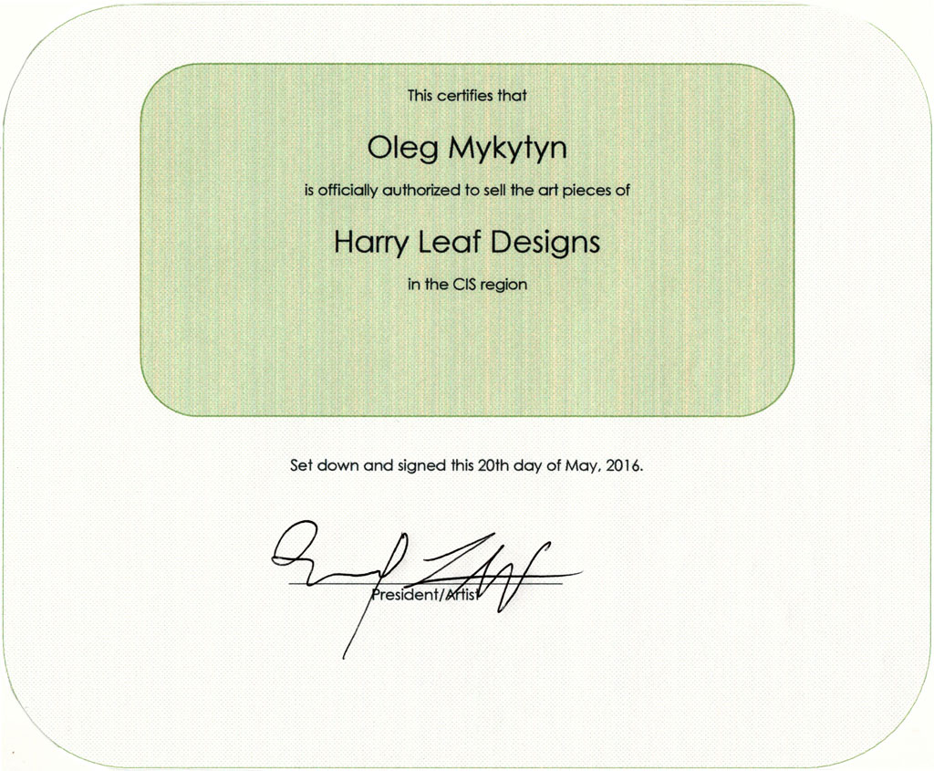 6 Harry Leaf Designs USA Certificate.jpg
